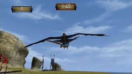 How To Train Your Dragon 2 (2014) XBOX360