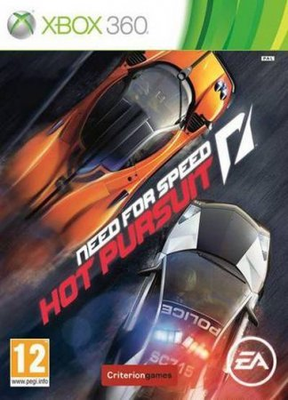 Need For Speed Hot Pursuit Limited Edition (2010) XBOX360
