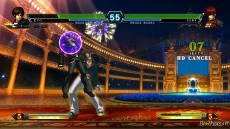 The King Of Fighters XIII (2011) XBOX360
