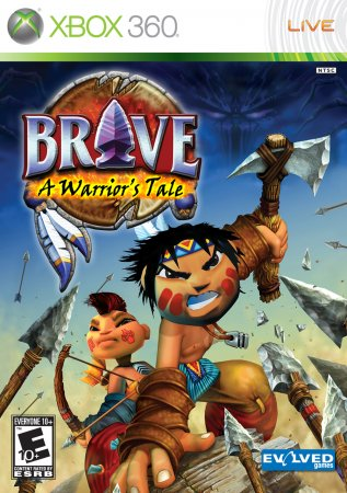 Brave: A Warrior's Tale (2009) XBOX360