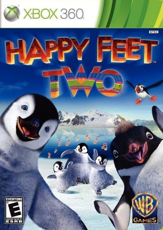 Happy Feet Two: The Videogame (2011) XBOX360