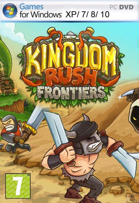 Kingdom Rush Frontiers pc dvd-ის სურათის შედეგი