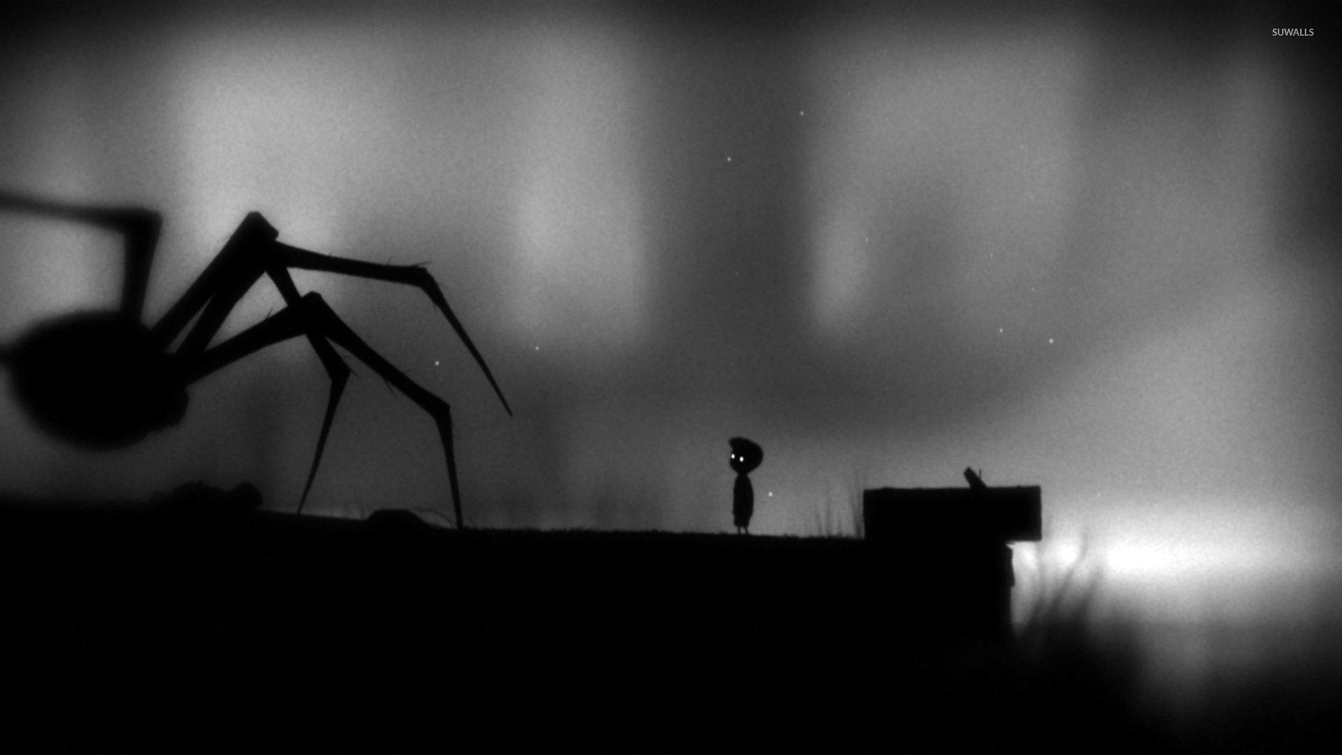 Обои playdead, microsoft game studios, паук, playdead studios, limbo. Игры foto 14