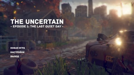 The Uncertain: Episode 1 - The Last Quiet Day (2016)