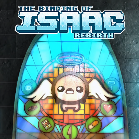 The Binding of Isaac: Rebirth (2014)