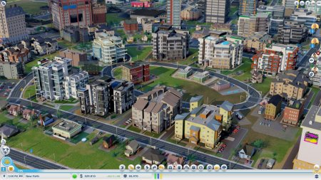 SimCity: Cities of Tomorrow (2014)