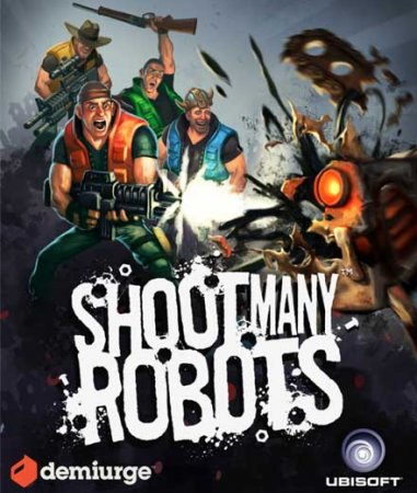 Shoot Many Robots (2012)
