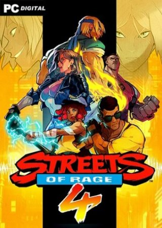 Streets of Rage 4 (2020)