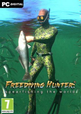 Freediving Hunter Spearfishing the World (2020)