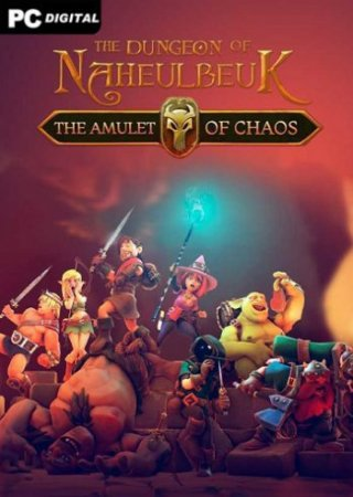 The Dungeon Of Naheulbeuk: The Amulet Of Chaos (2020)