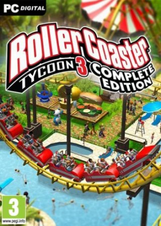 RollerCoaster Tycoon 3: Complete Edition (2020)