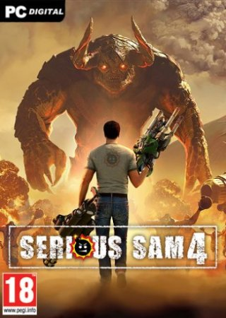 Serious Sam 4: Deluxe Edition (2020)