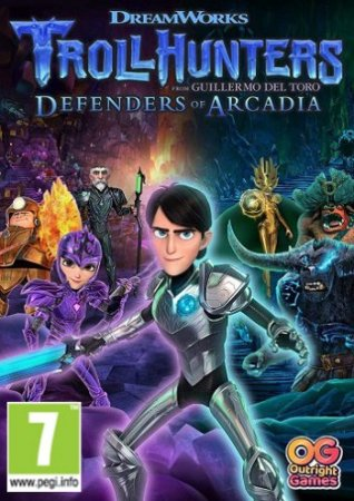 Trollhunters: Defenders of Arcadia (2020)